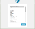 Cara-Menginstall-Wordpress-Halaman-awal-proses-instalasi